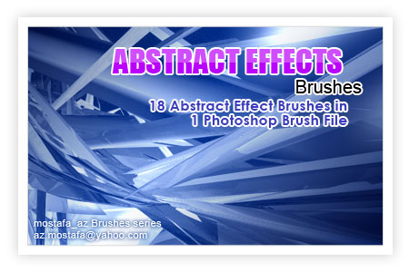 18 Abstract Effect Brushes